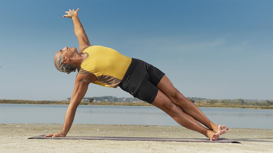 peter goodman yoga