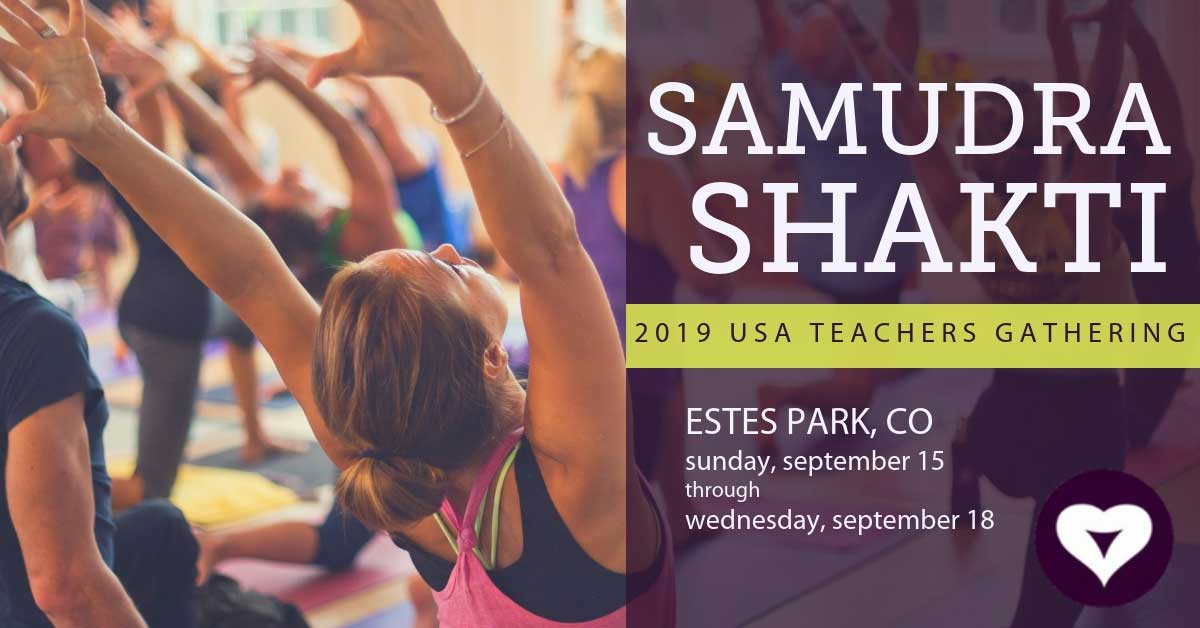 peter goodman teaches at samudra shakti in the usa